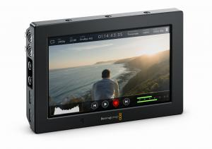 "Blackmagic Video Assist 4K - 7"" Podgląd Ultra HD i Nagrywarka SDI/HDMI"