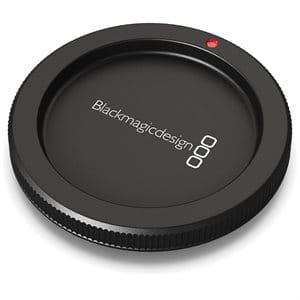 Blackmagic Design Camera Lens Cap MFT