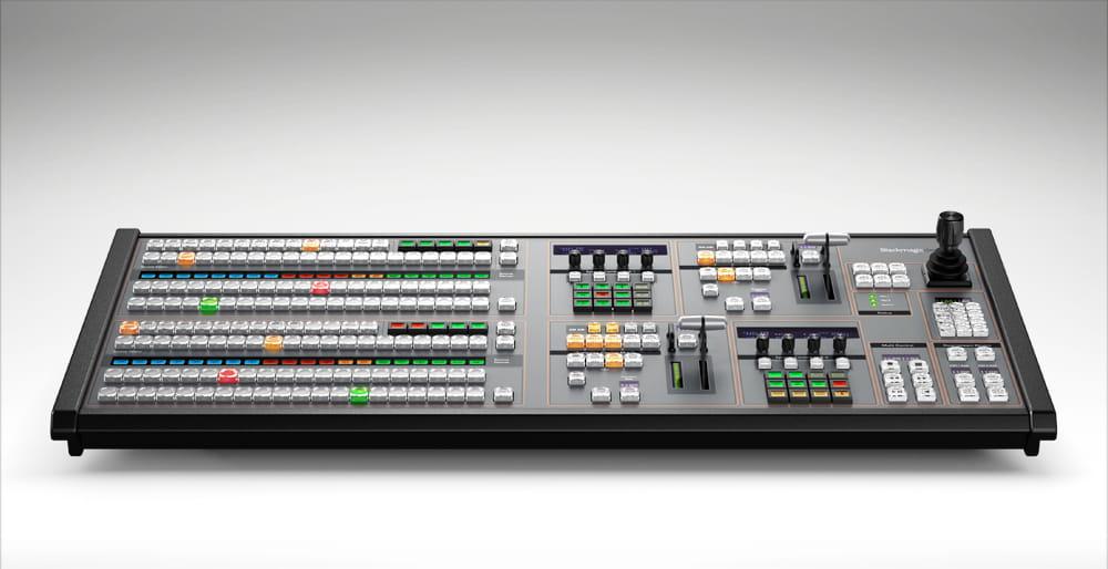 Blackmagic Atem 2 M E Broadcast Panel 2 Me Cyfrowa Republika