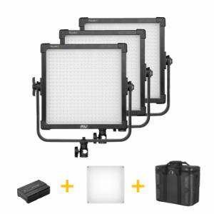 F&V K4000S SE Bi-Color 3 Light Kit
