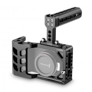 Klatka SmallRig dla Blackmagic Pocket Cinema Camera HD - Rączka