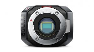 Blackmagic Micro Cinema Camera - DEMO