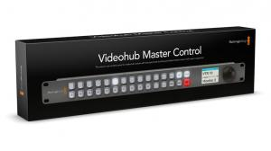 Blackmagic Videohub Master Control Panel