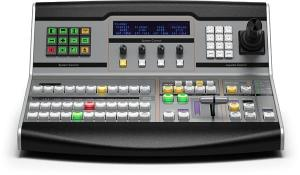 Blackmagic ATEM 1 M/E Broadcast Panel - DEMO