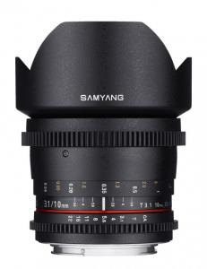 Samyang 10mm T3.1 VDSLR ED AS NCS CS Canon EF